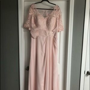 Wedding & Special Occasion Mother of Bride Dress.